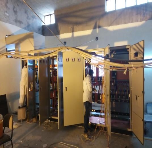 Low Voltage Distribution Panels